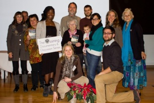 The Ossining Documentary & Discussion Series Committee and The Human Experience Panelists!