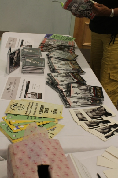 Information and DVD's are often available after screenings