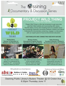 Project Wild Thing 2015