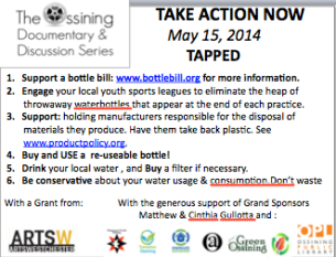 Take Action for Tapped