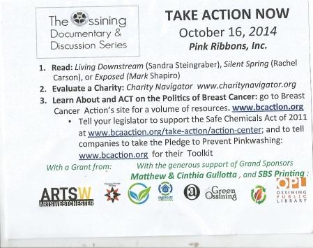 PINK take Action 1